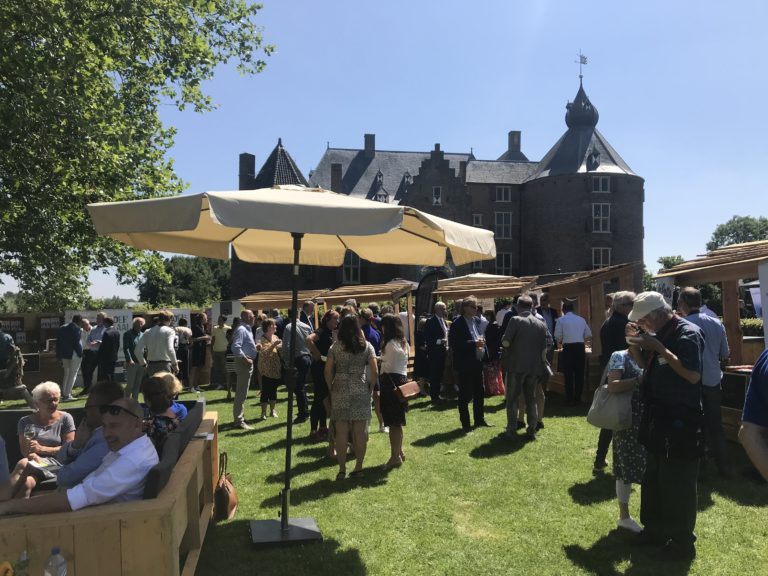 Nationale Kersenparty 2019 bij Kasteel Ammersoyen
