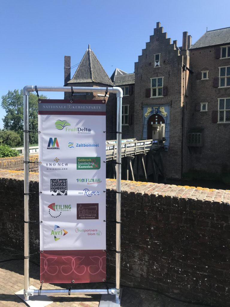 Partners van de Nationale Kersenparty 2019